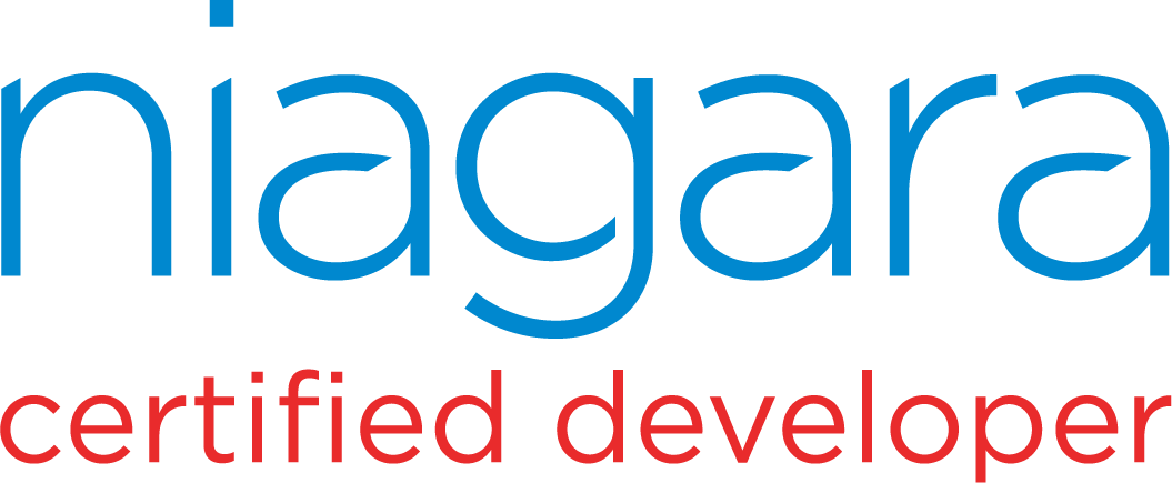 Niagara certified developer Logo